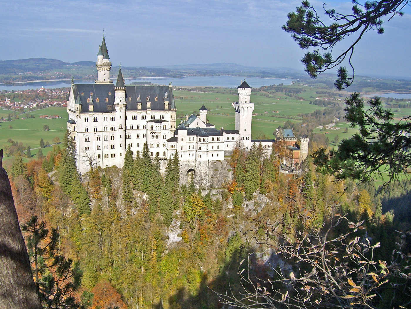 Neuschwanstein Castle Fuessen