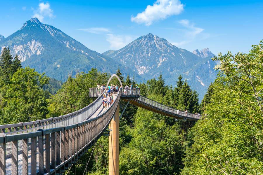 Walderlebniszentrum Füssen